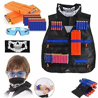 Tactical Vest Suit, Kids Tactical Vest N-strike
