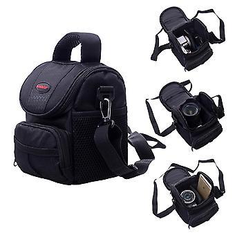 سميكة صدمة كتف واحد حقيبة الكاميرا المحمولة لسوني 18-55 عدسة حقيبة الكاميرا