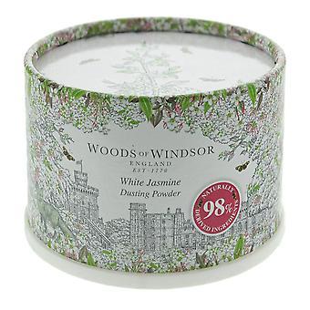 Woods Of Windsor White Jasmine Dusting Powder 100g