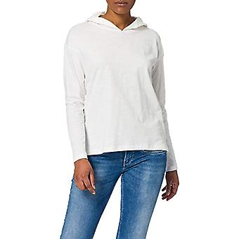 edc av Esprit 011CC1K325 T-Shirt, 110/white off, M Woman