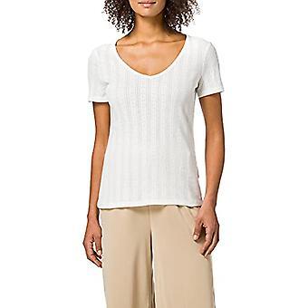 edc av Esprit 041CC1K315 T-Shirt, 110/white off, XS Woman