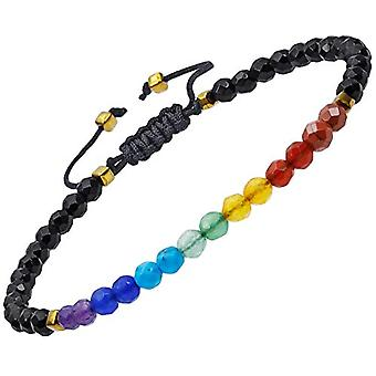 KYEYGWO - Crystal pearl bracelet for men and women, adjustable, with woven stone, lucky charm, amulet for the Ref. 0715444105036