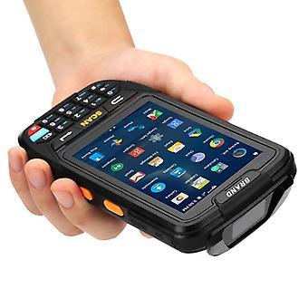 Håndterminal support Wifi Bluetooth 4g GPS Kamera Mini Stregkode Scanner