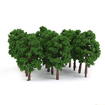 Model Trees Layout, Train, Railway, Diorama Landscape Scenery