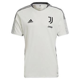 2021-2022 Juventus Training Shirt (White)
