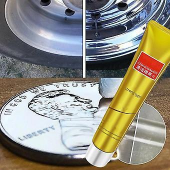 Última corgindo creme polonês de aço inoxidável relógio de polimento pasta de polimento