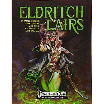 Eldritch Lairs (PFRPG) Paperback
