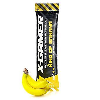 X-Gamer X-Shotz King of Banana (Banana Flavoured) Energy Formula - 10g