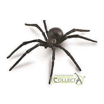 CollectA Black Widow Spider Collectable Animal Figurine Roleplay Toy Figure