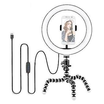 Kit de luz de video de anillo de 10 pulgadas / 26 cm