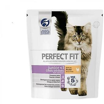 Perfect Fit Chicken Croquettes - For Sterilized Kitten - 400 G (x6)