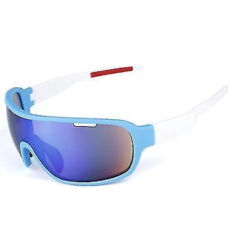 Ulko polarisoidut pyöräily aurinkolasit, urheilupyöräilylasit(S5)