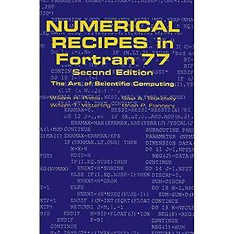 Numerical Recipes in FORTRAN 77: Volume 1, Volume 1 of Fortran Numerical Recipes: The Art of Scientific Computing: Fortran Numerical Recipes v. 1