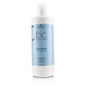 Schwarzkopf BC BONACURE Hialuron hidratante Kick acondicionador (para cabello normal a seco) 1000ml/33.8 oz