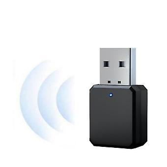 Mini Usb Langaton Bluetooth 5.1 -äänivastaanotinsovitin