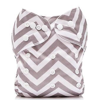Baby Washable Diaper Fralda Diaper Pocket Waterproof Diaper Cover