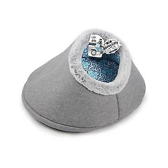 Igloo Cat Bed Reversible Cave