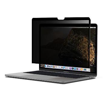 Belkin Screenforce, Protecteur d'écran pour ordinateur portable, Noir, Transparent, Pomme, M