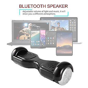 H7 Hoverboard vezeték nélküli Bluetooth hangszóró 3D sztereó rádió funkcióval