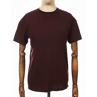 Colorful Standard Organic Cotton Tee - Oxblood Red