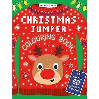 The Christmas Jumper Colouring Book