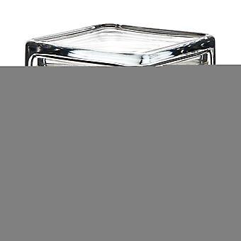 Aufbewahrungs-/Konservenglas, P98667-000000-B01006, Square Biscotti Jar 1L (6er-Karton)