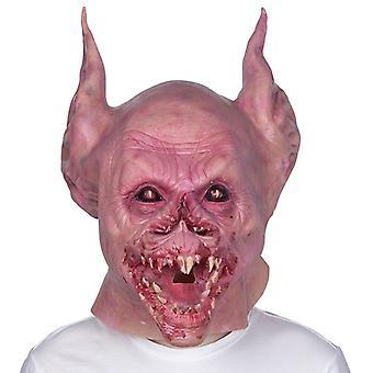 Deluxe Full Head Night Creature Vampire Collectors Latex Mask Halloween Horror Cosplay Costume Accessoires