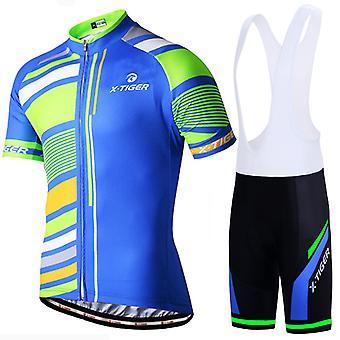 X-tiger - Mannen fietsen driedelig pak