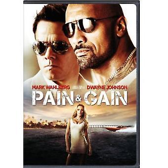 Schmerzen & Gain [DVD] USA importieren