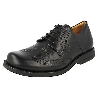 Mens Anatomic Smart Brogue Shoes Palmas