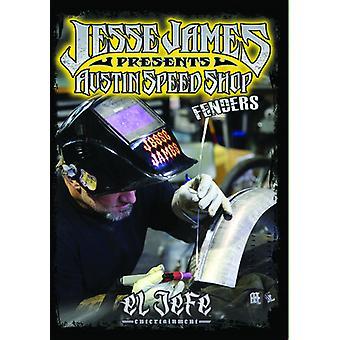 Jesse James - Austin Speed Shop: Fenders [DVD] USA import
