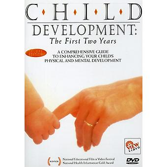 Child Development-First Two Years [DVD] USA import