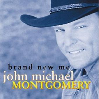 John Michael Montgomery - Brand New Me [CD] USA import