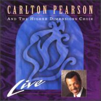 Carlton Pearson & superior Dimen - ao vivo [CD] EUA importar