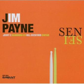 Jim Payne - importation USA Sensei [CD]