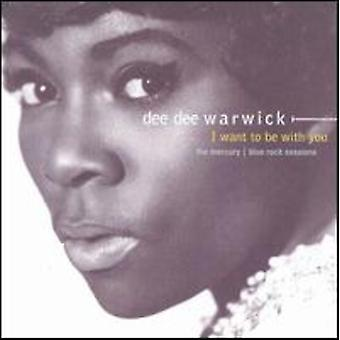 Dee Dee Warwick - I Want to Be with You-Mercury/ [CD] USA import