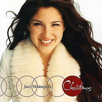 Jaci Velazquez - Christmas [CD] USA import