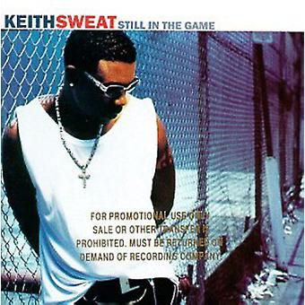 Keith Sweat - Still in the Game [CD] USA import