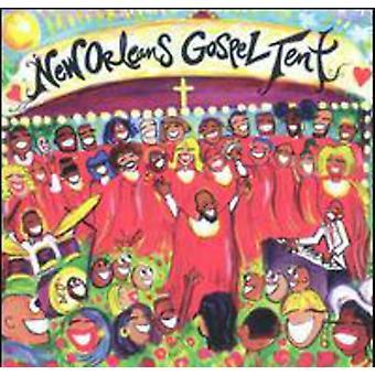New Orleans Gospel Tent - New Orleans Gospel Tent [CD] USA import