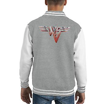 Wyld Styallyns II 子供のバーシティ ジャケット