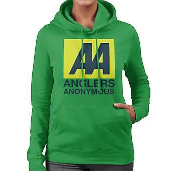 Camiseta AA Logo anónimos pescadores pesca a mujeres de encapuchados