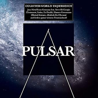Counter-World Experience - Pulsar [CD] USA import
