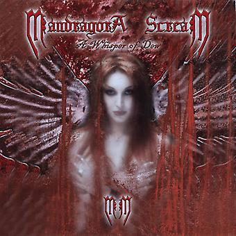 Mandragora Scream - A Whisper of Dew [CD] USA import