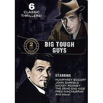 Big Tough Guys [DVD] USA import