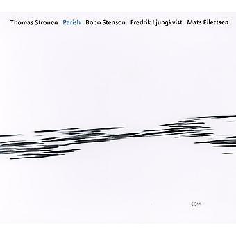 Thomas Stronen - Pfarrei [CD] USA import