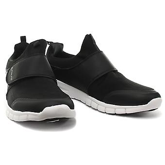 Gola Active Lupus Black Mens Trainers