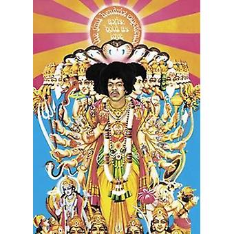Jimi Hendrix - Axis Bold As Love Poster Poster Print