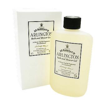 D R Harris Arlington Bath and Shower Gel 100ml