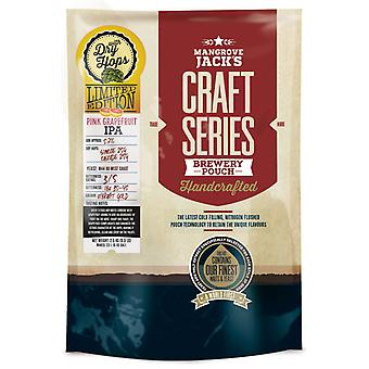 Mangrove Jack's Craft Series Pink Grapefruit Ipa Beer Making Kit  (Limited Edition)