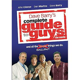 Dave Barry's Complete Guide to Guys [DVD] USA import